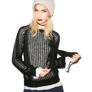 Wildfox White Label Bow Sweater